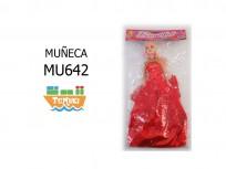 Muñeca Bolsa DY-3