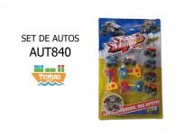 SET 510-3 (6 AUTOS)