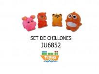 SET CHILLONES 2001-1