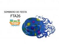 Docena de Sombreros Fiesta