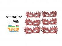 Set Antifaz