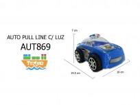 Auto pull line