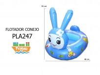 Flotador conejo