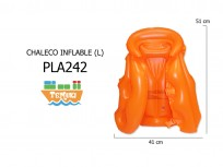 Chaleco inflable