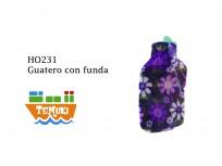 Guatero con funda