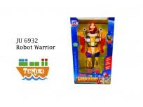 Robot Warrior a pilas