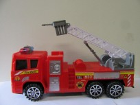 Carro de bombero