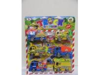 Set camiones