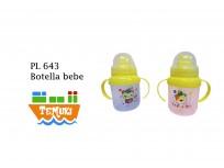 Botella bebe