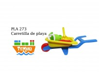 Carretilla de playa