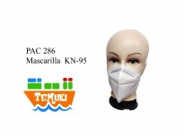 Mascarilla sanitaria KN95