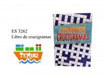 Libro crucigramas