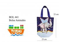 Bolsa Diseño animales