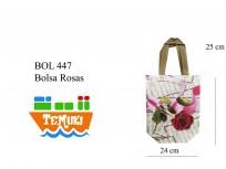 Bolsa Diseño Flores