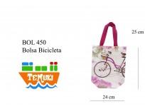 Bolsa Diseño Bicicleta