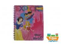 Cuaderno Princesa Torre