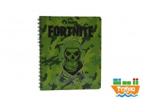 Cuaderno Fortnite