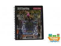 Cuaderno Deportes Colón