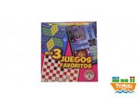 3 Juegos Favoritos