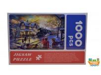 Puzzle 1000 pcs