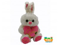 Peluche Conejo corazon