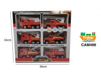 Camiones Bombero
