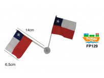Banderas docena