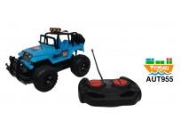 Jeep a control Remoto